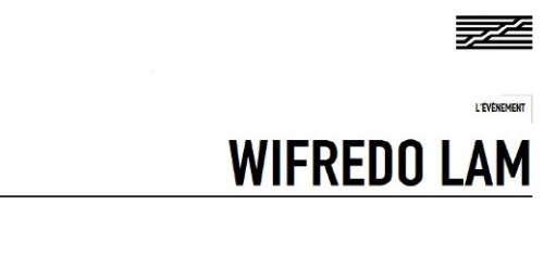 Exposition Wilfredo Lam au Centre Pompidou